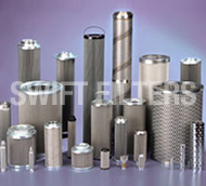stainless filter media