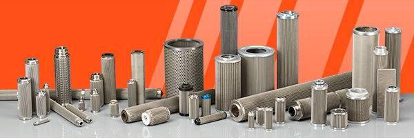 stainless steel wire cloth filter elements